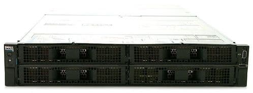 Dell PowerEdge FX2S Switched Rackmount 4-Bay Blade Server Enclosure Chassis